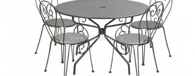 сет градински мебели
